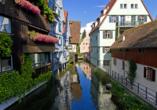 Orange Hotel und Apartments in Neu-Ulm Mittelschwaben, Fischerviertel