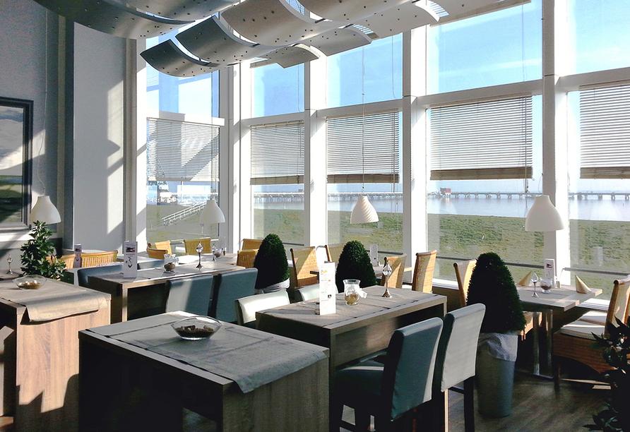 Nordseehotel Wilhelmshaven, Restaurant
