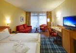 Göbel's Seehotel Diemelsee, Zimmerbeispiel