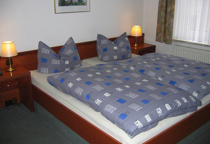 City Hotel Welzow in der Lausitz, Zimmerbeispiel