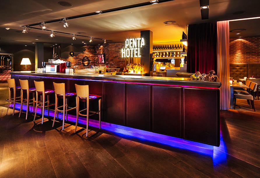 Pentahotel Braunschweig, Bar