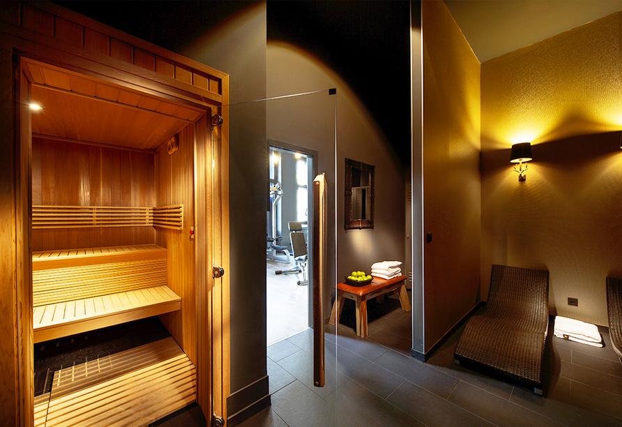 Pentahotel Braunschweig, Sauna