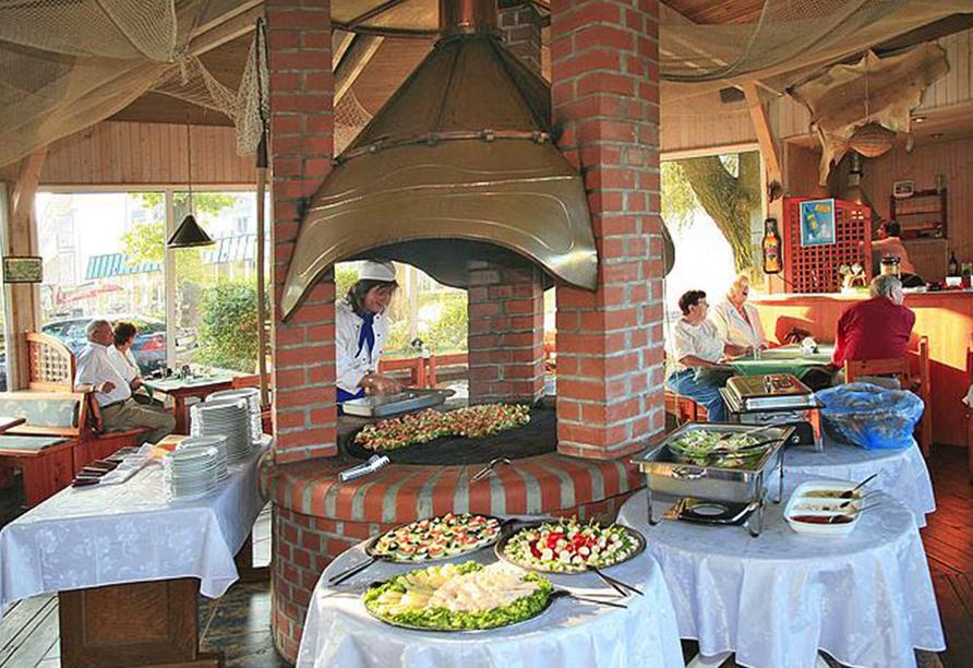Hotel Riviera Nova Role bei Karlsbad, Grill