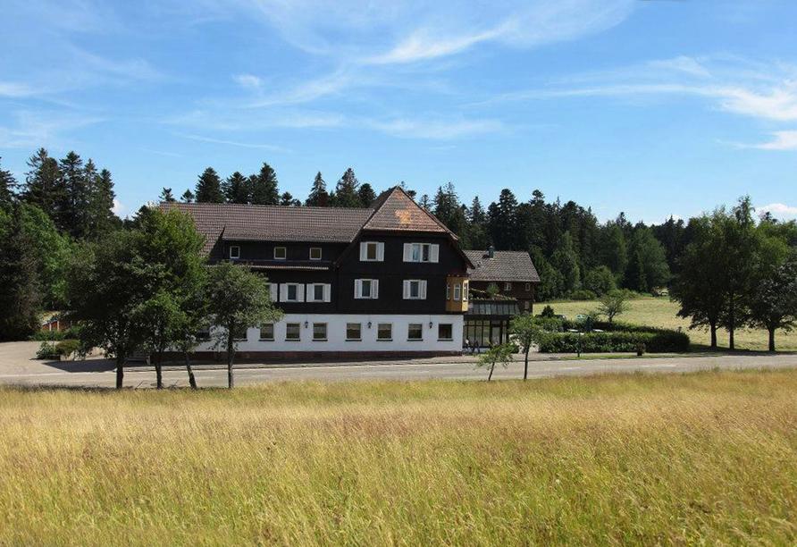 Hotel Hirsch, Zwieselberg, Freudenstadt, Schwarzwald, Außenansicht