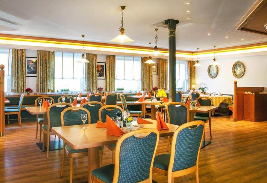 Hotel Hirsch, Zwieselberg, Freudenstadt, Schwarzwald, Restaurant