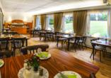 Hotel Hirsch, Zwieselberg, Freudenstadt, Schwarzwald, Frühstücksraum