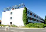 Hotel Solny in Kolberg, Außenansicht