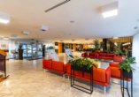 Hotel Solny in Kolberg, Eingangsbereich