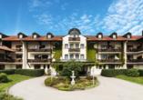 Landhotel Rosenberger in Wegscheid im Bayerischen Wald, Außenansicht