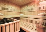 Landhotel Rosenberger in Wegscheid im Bayerischen Wald, Sauna