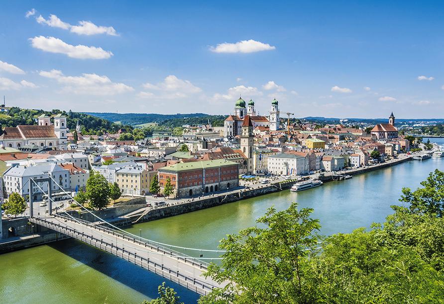 Landhotel Rosenberger in Wegscheid im Bayerischen Wald, Passau