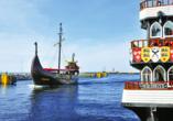 Pension Aneta, Gribow, Polnische Ostsee, Polen, Ausflugsziel Kolberg