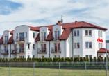 Pension Aneta, Gribow, Polnische Ostsee, Polen, Außenansicht