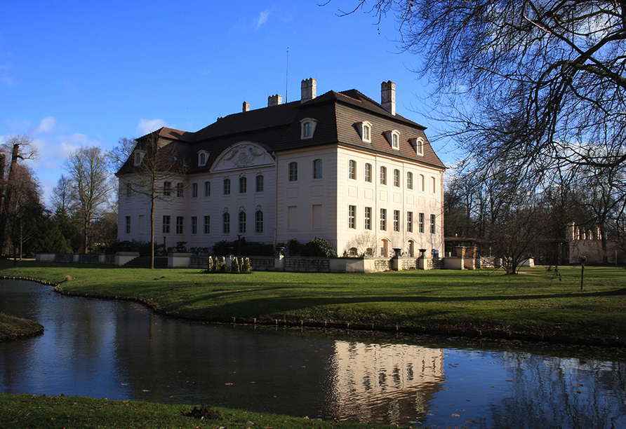 Ferien Hotel Spreewald, Schloss Branitz
