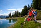 Hotel Ferienwelt Kristall in Rauris im Salzburger Land, Wandern