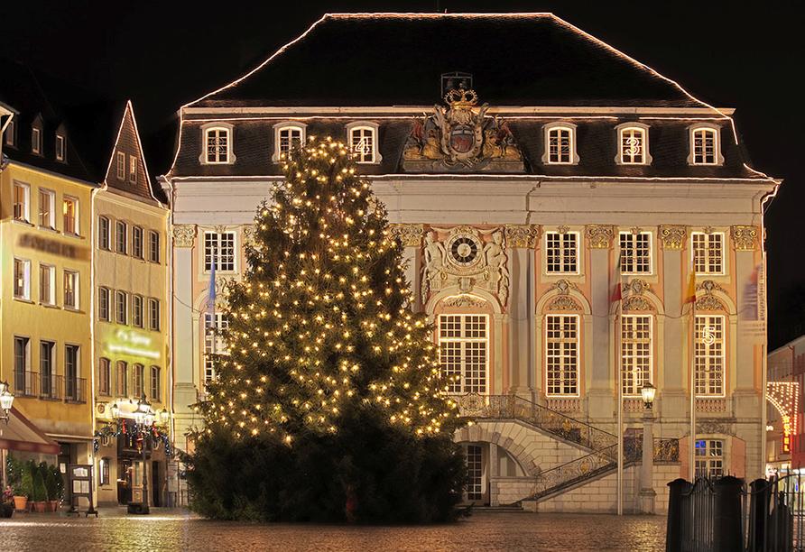 MS Amelia, Bonn Weihnachten