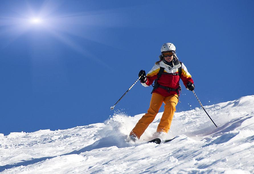 First Mountain Hotel Ötztal Längenfeld Tirol Österreich, Ski