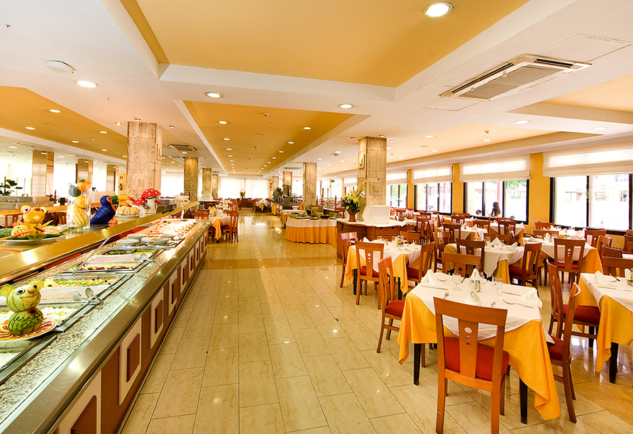 Hotel Fuengirola Park in Andalusien, Restaurant