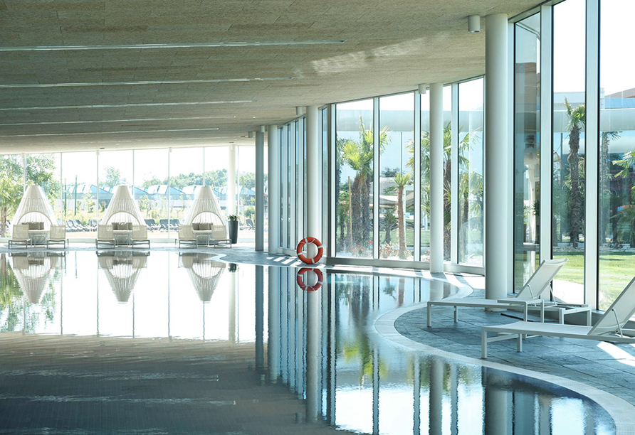 Mjus World Resort & Thermal Park, Höhlen-Pool