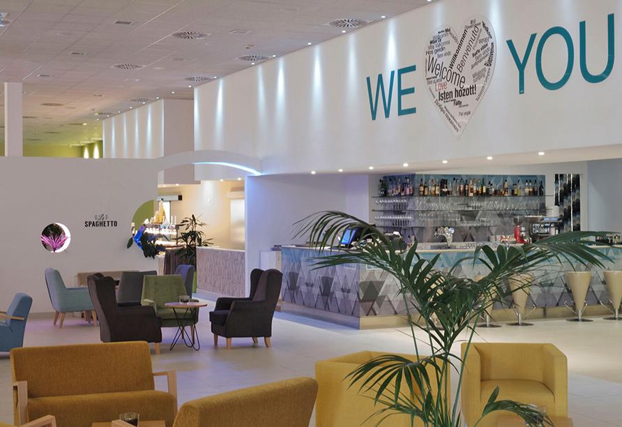 Mjus World Resort & Thermal Park, Lounge Bar