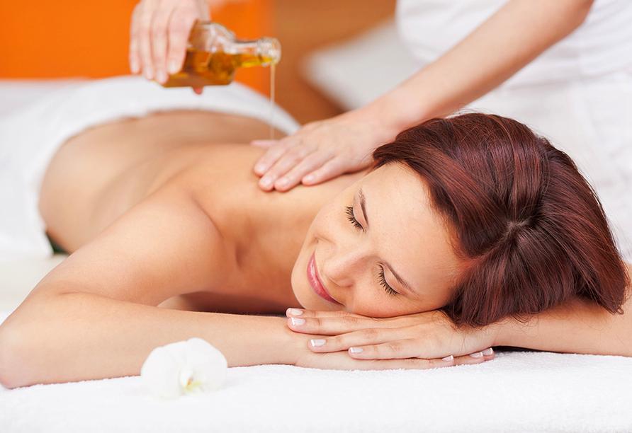 Mjus World Resort & Thermal Park, Massage