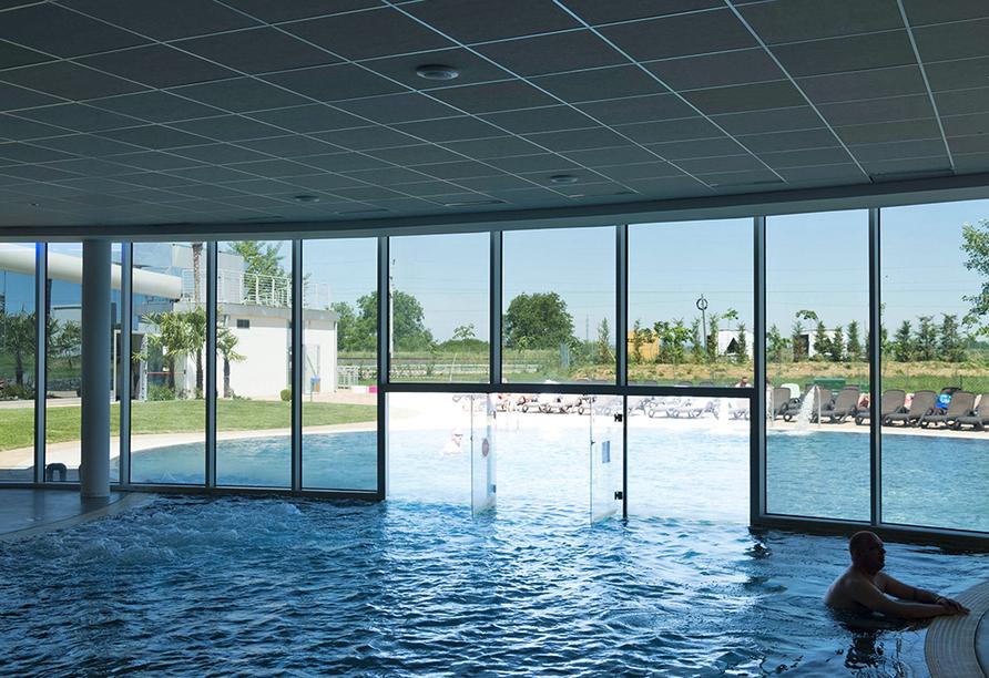 Mjus World Resort & Thermal Park, Thermalpark