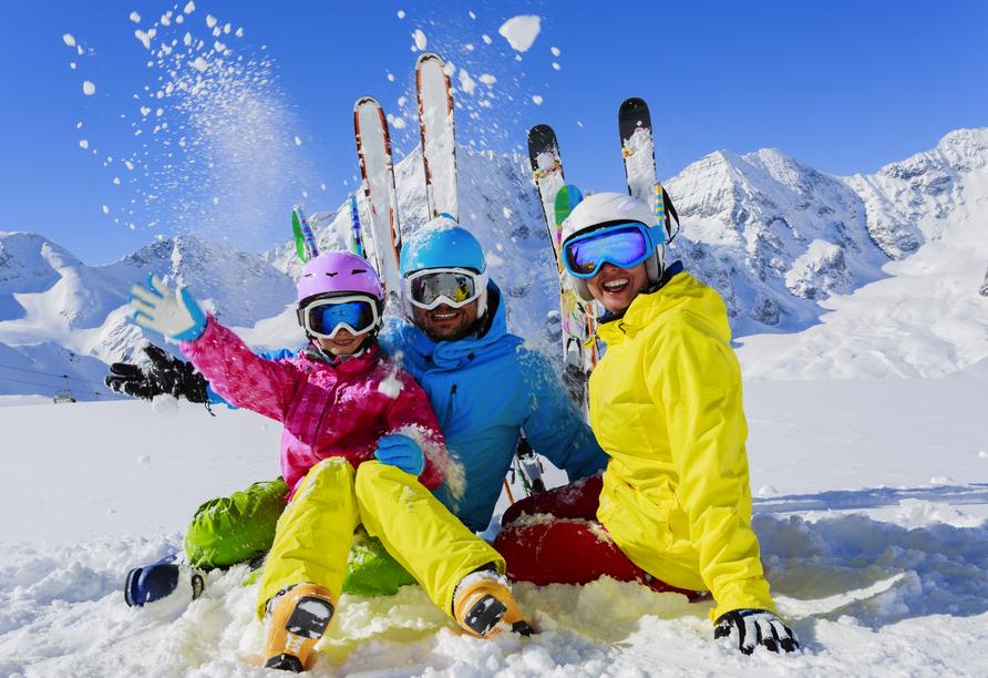 Das Bergmayr - Chiemgauer Alpenhotel, Ski