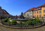Waldhotel Friedrichroda, Gotha