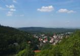 Waldhotel Friedrichroda, Panoramablick