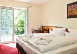 Ringhotel VITALHOTEL ambiente Bad Wilsnack in Brandenburg, Zimmerbeispiel