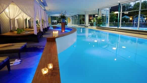 Göbel's Hotel AquaVita in Bad Wildungen-Reinhardshausen, Sportbad