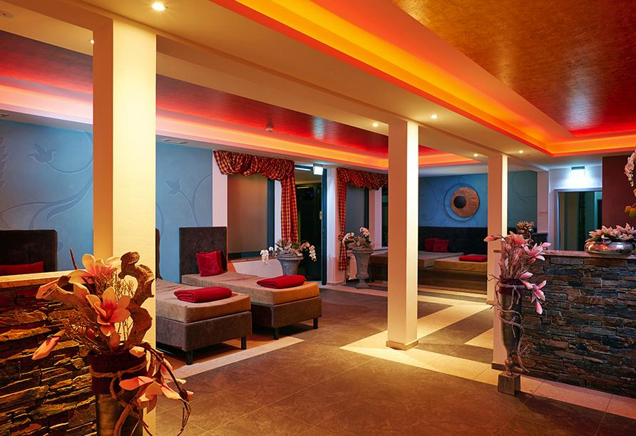 Göbel's Hotel AquaVita in Bad Wildungen-Reinhardshausen, Entspannungsraum