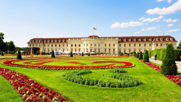 Ringhotel Adler Asperg, Ausflugsziel Ludwigsburg