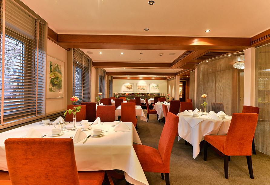 Ringhotel Adler Asperg, Restaurant Richardz