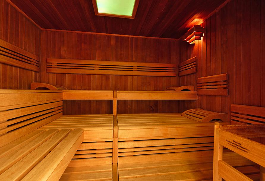 Ringhotel Adler Asperg, Sauna