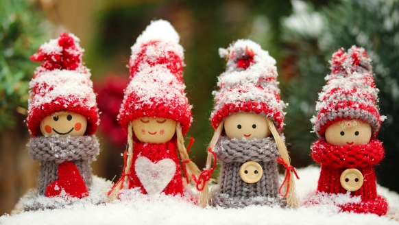 Wunderland Kalkar, Weihnachtsfiguren