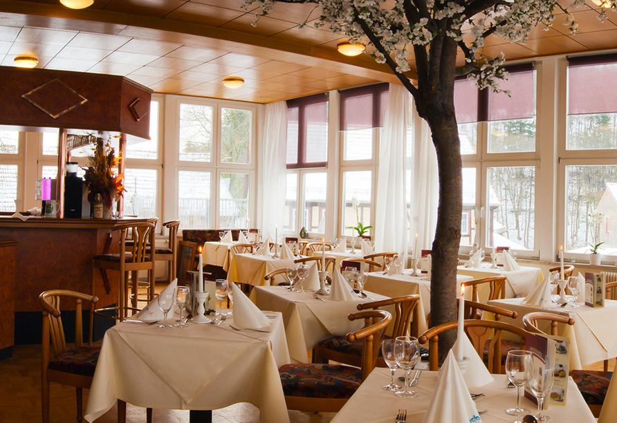 Harzhotel Güntersberge, Restaurant