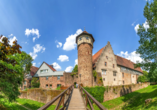 Hotel Zur Krone in Michelstadt im Odenwald, Ortsansicht