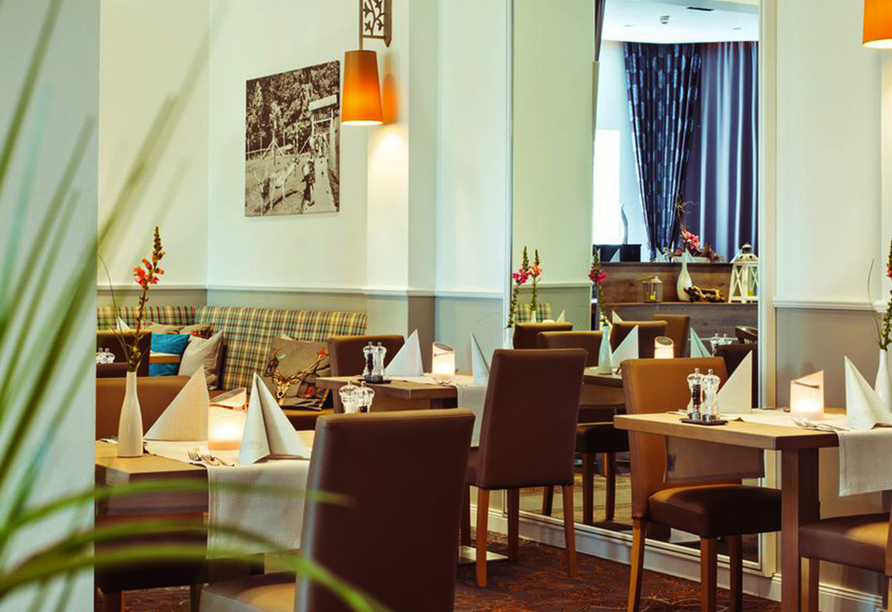 Göbels Vital Hotel in Bad Sachsa, Restaurant