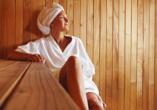 Göbels Vital Hotel in Bad Sachsa, Sauna