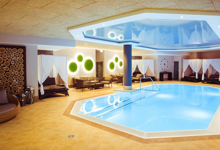 Göbel's Vital Hotel in Bad Sachsa, Pool