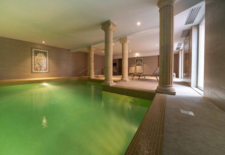 Hotel Majestic Alsace, Hallenbad