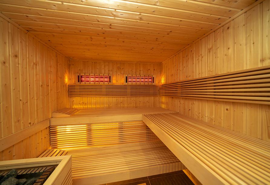 Hotel Majestic Alsace, Sauna
