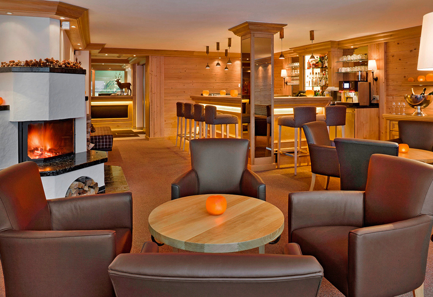 Hotel Holiday, Zermatt, Schweiz, Bar