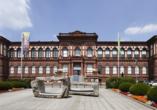 Besuchen Sie die Pfalzgalerie in Kaiserslautern.