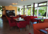 Restaurant vom PRIMA Hotel Schloss Rockenhausen.