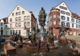 Besuchen Sie die herrliche Stadt Kaiserslautern.