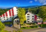 Aktiv & Vital Hotel Thüringen in Schmalkalden im Thüringer Wald Außenansicht