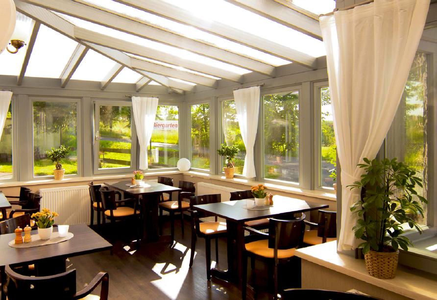 Aktiv & Vital Hotel Thüringen in Schmalkalden im Thüringer Wald Restaurant