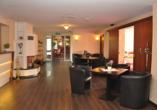 Aktiv & Vital Hotel Thüringen in Schmalkalden im Thüringer Wald Kaminzimmer
